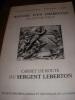 HISTOIRE D'UN CHARENTAIS SOLDAT DE L'AN II - CARNET DE ROUTE DU SERGENT LEBERTON. BOULANGER P.- CALVET S.