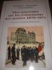 MES SOUVENIRS SUR LES EVENEMENTS DES ANNEES 1870-1871. MAURY EMILE