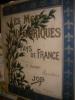 LES MOTS HISTORIQUES DU PAYS DE FRANCE. TROGAN E.- JOB