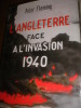 L'ANGLETERRE FACE A L'INVASION 1940. FLEMING PETER
