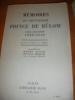 MEMOIRES DU CHANCELIER PRINCE DE BULOW- TOME 3 SEUL 1909-1919- LA GRANDE GUERRE ET LA DEBACLE. DE BULOW