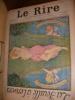 LE RIRE - 55 NUMEROS RELIES (1900-1901). COLLECTIF