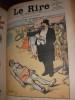 LE RIRE - ANNEE 1905 COMPLETE (52 NUMEROS). COLLECTIF