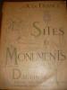 SITES ET MONUMENTS-  DAUPHINE ( DROME, HAUTES-ALPES, ALPES, ISERE). TOURING-CLUB DE FRANCE