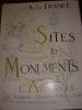 SITES ET MONUMENTS - L'ARMORIQUE (MORBIHAN- FINISTERE- COTES DU NORD). TOURING CLUB DE FRANCE