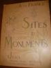 SITES ET MONUMENTS- JURA (DOUBS-JURA-HAUTE-SAONE). TOURING CLUB DE FRANCE