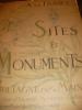SITES ET MONUMENTS- BRETAGNE ORIENTALE ET MAINE (ILLE ET VILAINE- MAYENNE-SARTHE). TOURING CLUB DE FRANCE
