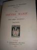 UN PRETRE MARIE(TOME 1 SEUL). BARBEY D'AUREVILLY JULES
