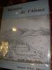 HISTOIRE DE L'ALSACE. (PHILIPPE DOLLINGER]-COLLECTIF