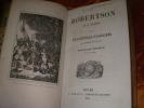 LE ROBERTSON DE LA JEUNESSE- ABREGE DE L'HISTOIRE D'AMERIQUE DEPUIS SA DECOUVERTE JUSQU'A NOS JOURS. ROBERTSON