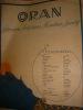 ORAN - LITTERAIRE ARTISTIQUE MONDAIN SPORTIF - JOURNAL HEBDOMADAIRE ILLUSTRE DE L'ORANIE SAMEDI 24 MAI 1924 N°84. COLLECTIF