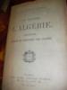 A TRAVERS L'ALGERIE- HISTOIR MOEURS ET LEGENDES DES ARABES. LAMBERT EDMOND(Abbé)