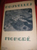 NOUVELLES DE MONTGRE - 18°ANNEE 1938-39 N°1. COLLECTIF