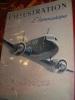 L'ILLUSTRATION N°4994 19 NOVEMBRE 1938- L'AERONAUTIQUE. L'ILLUSTRATION