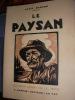 LE PAYSAN. BARJON LOUIS- COLLECTIF