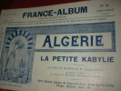 ALGERIE - LA PETITE KABYLIE. [BALLU ALBERT]