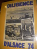 DILIGENCE D'ALSACE 74- 2006/1. COLLECTIF