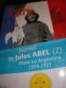 ICARE N° 214- REVUE DE L'AVIATION FRANCAISE- JOURNAL DE JULES ABEL TOME 2: PILOTE EN ARGENTINE 1919-1921. COLLECTIF
