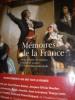MEMOIRES DE LA FRANCE- DEUX SIECLES DE TRESORS INEDITS ET SECRETS A L'ASSEMBLEE NATIONALE. [EMMANUEL DE WARESQUIEL] COLLECTIF