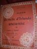 ALBUM DE DENTELLE D'IRLANDE - 6°VOLUME. MADAME HARDOUIN