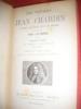 LES VOYAGES DE JEAN CHARDIN EN PERSE ET AUTRES LIEUX DE L'ORIENT RACONTES PAR LUI-MEME -TOME 1: DE PARIS A ISPAHAN (1671-1673) . CHARDIN JEAN