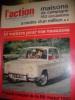 L'ACTION AUTOMOBILE ET TOURISTIQUE N°43 MARS 1964 1er ESSAI COMPLET DE LA R8 MAJOR 1100. (AUTOMOBILE) COLLECTIF