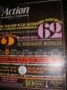 L'ACTION AUTOMOBILE N°13-14 OCTOBRE 1961 48° SALON LE NUMERO DOUBLE DE L'ANNEE AUTOMOBILE. (AUTOMOBILE] COLLECTIF