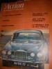 L'ACTION AUTOMOBILE N°17 JANVIER 1962 . (AUTOMOBILE) COLLECTIF