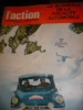 L'ACTION AUTOMOBILE ET TOURISTIQUE N°41 JANVIER 1964. (AUTOMOBILE] COLLECTIF