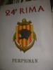 24°RIMA PERPIGNAN. (HISTORIQUE DE REGIMENT] COLLECTIF