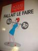 FALLAIT LE FAIRE 60-70. JACQUES FAISANT