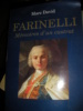 FARINELLI - MEMOIRES D'UN CASTRAT. MARC DAVID