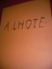 A.LHOTE. COLLECTIF