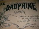 LE DAUPHINE- ALBUM.