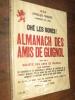 ALMANACH DES AMIS DE GUIGNOL 1924. COLLECTIF