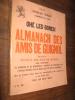 ALMANACH DES AMIS DE GUIGNOL 1927. COLLECTIF