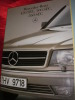 MERCEDES-BENZ 420SEC, 500SEC, 560SEC. AUTOMOBILE- MERCEDES-BENZ