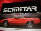 SCIMITAR. AUTOMOBILE- SCIMITAR