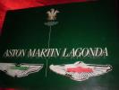 ASTON MARTIN LAGONDA. AUTOMOBILE- ASTON MARTIN