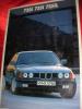 BMW 730i - 735i - 735il. AUTOMOBILE- BMW