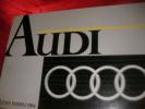 AUDI MODELE 1984. AUTOMOBILE- AUDI