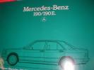 MERCEDES BENZ 190/190E. AUTOMOBILE- MERCEDES BENZ
