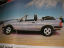 FORD CONVERTIBLE XR3i. AUTOMOBILE- FORD
