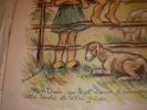 """""""MON DIEU QU'IL EST DOUX D'ANNONCER VOTRE BONTE ET VOTRE GRACE"""". (GRAVURE ANCIENNE) BOURET GERMAINE"""