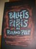 BALLETS DE PARIS DE ROLAND PETIT. [DANSE] ROLAND PETIT- ZIZI JEANMAIRE