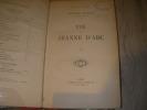 VIE DE JEANNE D'ARC ( 2 TOMES ). ANATOLE FRANCE
