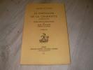 LE CHEVALIER DE LA CHARETTE (LANCELOT). CHRETIEN DE TROYES