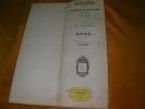 AGENDA LYONNAIS OU MEMENTO JOURNALIER POUR L'AN DE GRACE 1846 AVEC LA CONCORDANCE DE L'AN LIV-LV DE LA REPUBLIQUE SUIVI D'UN INDICATEUR CONTENANT PAR ...