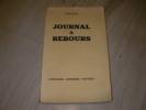 JOURNAL A REBOURS. COLETTE