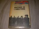 ANATOMIE DE L'ANGLETERRE. SAMPSON ANTHONY